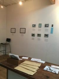 以前の2階の展示風景